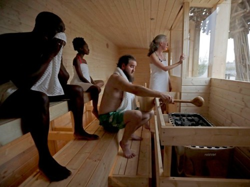 Taking regular saunas seems to transform your health — more evidence that there could be a 3rd pillar of physical fitness beyond diet and exercise