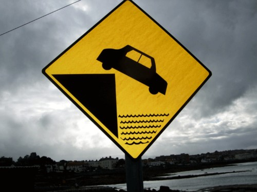The warning signs for a crash are beginning to pile up