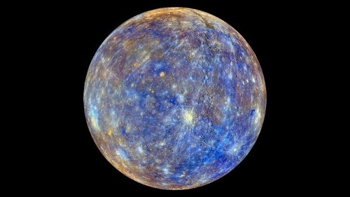 Next month Mercury will pass in front of the sun in a rare event