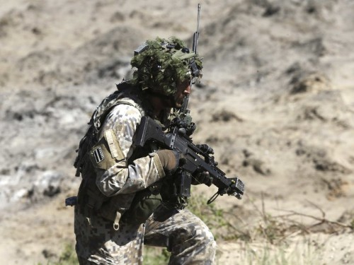 Most NATO states aren't pulling their weight