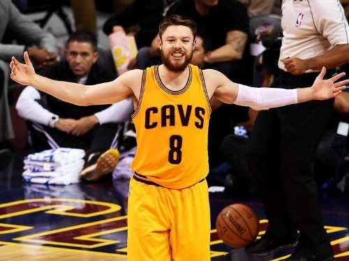 Matthew Dellavedova is totally fine with the idea that he's annoying