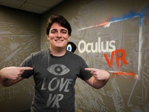 When the 20-something founder of Oculus first met Mark Zuckerberg, he blew the CEO off