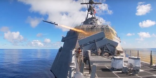 Navy sinks former USS Ford with Naval Strike Missile in Pacific - Business Insider