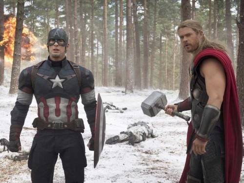 'Avengers: Age of Ultron' has one brief mid-credits scene