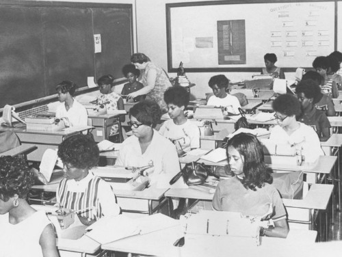 14 vintage photos that show how high schools have changed in the US