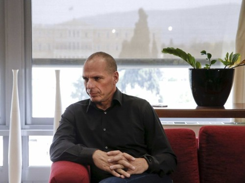'Progress' in Greek debt talks after Varoufakis sidelined