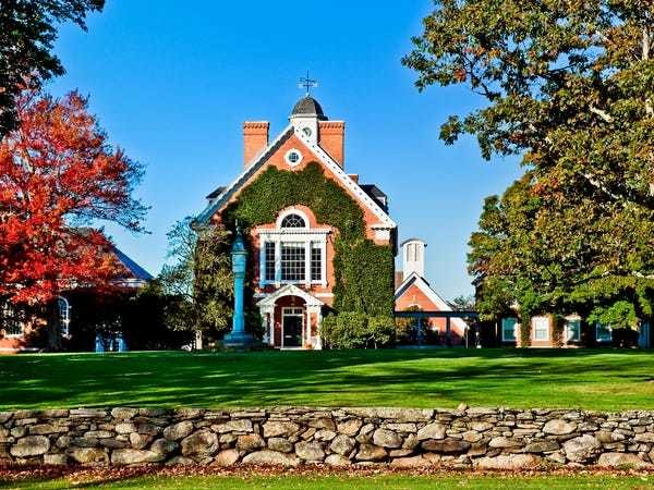 The 50 most expensive top boarding schools in America - Business Insider