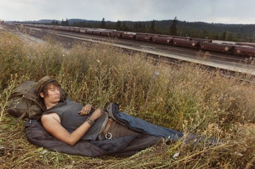There's A New Generation Of Young People Hopping America's Trains [PHOTOS]
