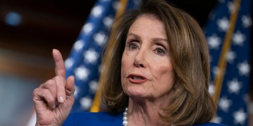Nancy Pelosi: 'The President of the United States is engaged in a cover-up'