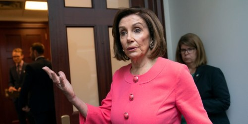 Pelosi says Trump accepting foreign info 'against the law'