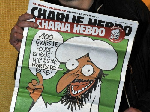 How Charlie Hebdo Became A Top Terrorist Target