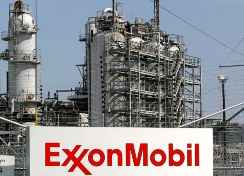 Russian sanctions have cost Exxon over $1 billion