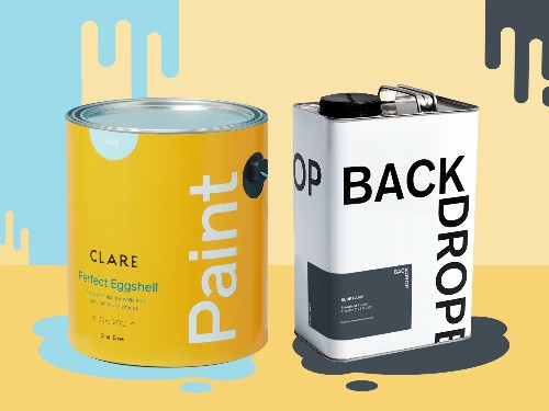 Backdrop vs. Clare — how the two home paint startups compare - Business Insider