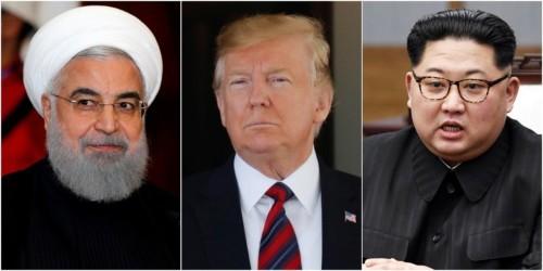 Trump using 'maximum pressure' tactics to force Iran to negotiate