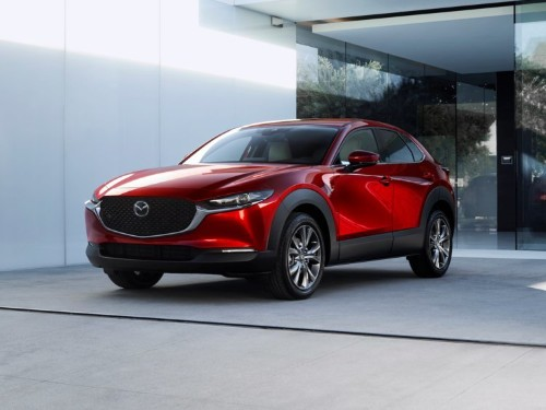 Mazda just introduced a new small SUV that will take on rivals from Nissan, Honda, and Subaru