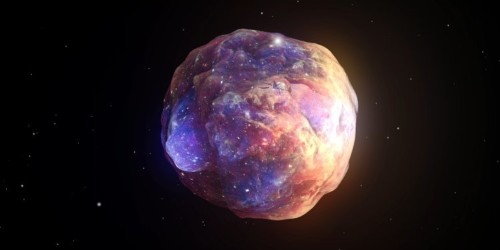 Universe is younger and expanding faster than thought, new study finds
