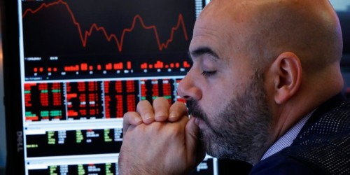 Beware the 'perfect storm of negative events' one expert says will send stocks crashing
