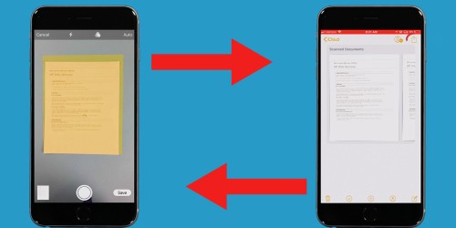 The iPhone now has a built-in document scanner — here's how to use it