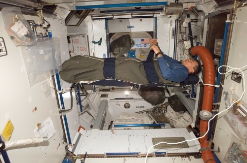 Scientists discover mysterious 'anti-aging' effect in astronaut skin