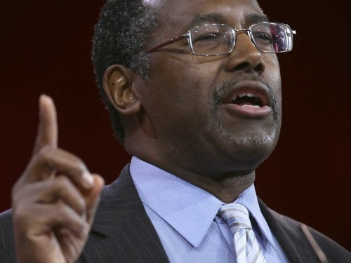 Ben Carson blasts hip-hop for hurting African-American communities