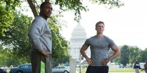 Here's How The 'Captain America' Sequel Is Different In Other Countries