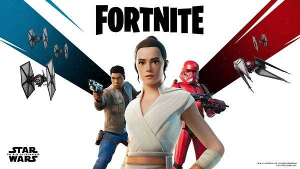 'Fortnite' hosts exclusive 'Star Wars: The Rise of Skywalker' preview - Business Insider