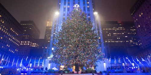 History of how the Christmas tree tradition started
