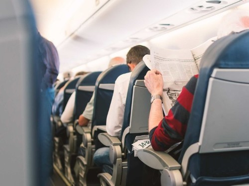 This Russian was mystified by how Americans act on planes