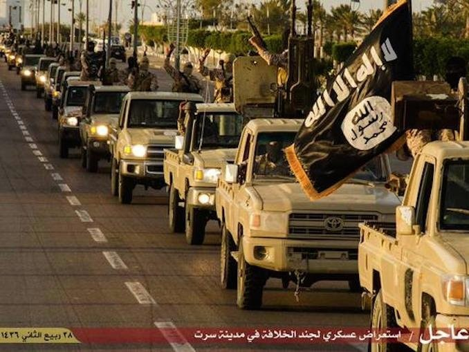 'Shocked and alarmed': New York Times reporter back from Libya describes the ISIS surge there