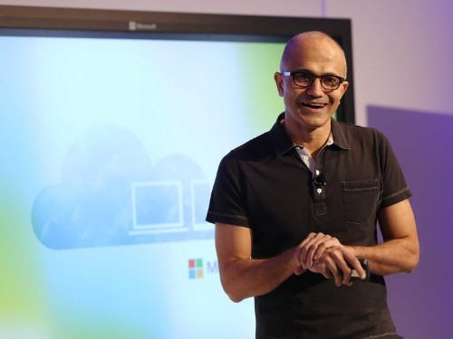 Why Microsoft might buy a two-year-old startup called Mesosphere for as much as $1 billion