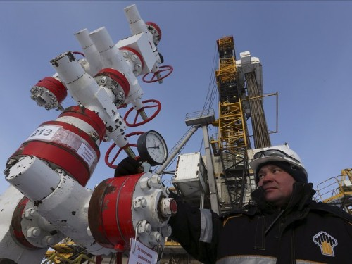 Russia just put its Arctic oil dreams on hold