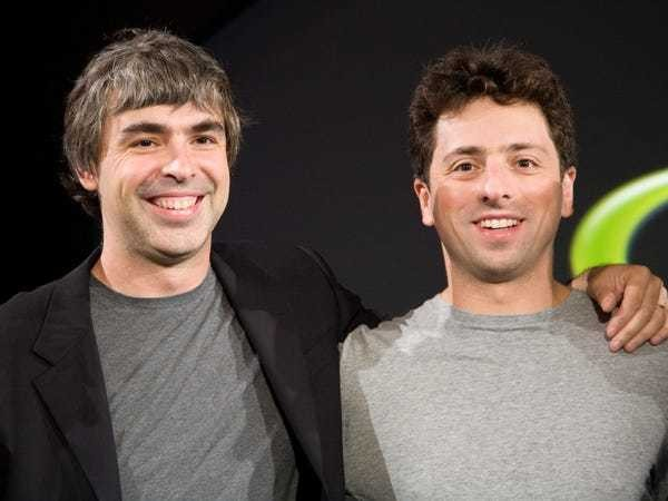 Google cofounders Sergey Brin and Larry Page surprised a PhD student at Stanford - Business Insider