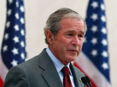 George W. Bush Had The Perfect Response To Bill Clinton's Twitter Challenge