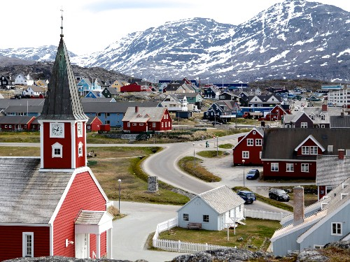 Trump, Airbnbs, and exclusivity driving Greenland's real-estate market - Business Insider