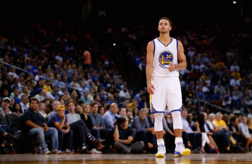 Stephen Curry has replaced LeBron James as the best basketball player in the world