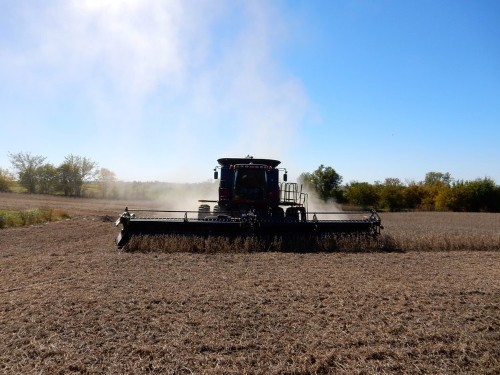 Seed by seed, acre by acre, big data is taking over the farm