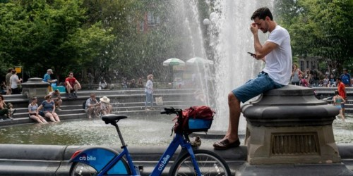 Maps show record June temperatures, as July could be hottest on Earth