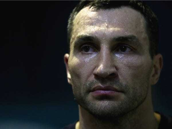 Klitschko's chances of breaking a tough heavyweight record are 'slim' - Business Insider