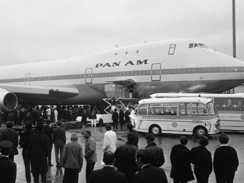 The most significant flight of all time took place 45 years ago