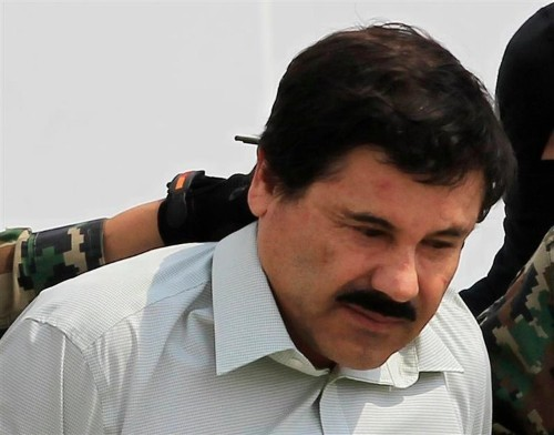 U.S. to seek extradition of accused Mexican drug kingpin Guzman