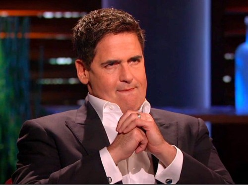 'Entitlement and arrogance': Billionaire investors Mark Cuban and Chris Sacca slam a well-known Silicon Valley venture capitalist who just bashed 'Shark Tank'
