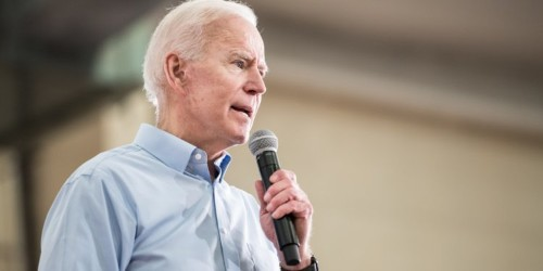 Joe Biden reportedly praised pharmaceutical companies
