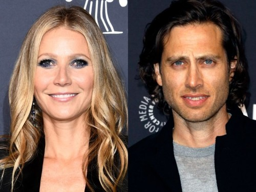 Gwyneth Paltrow and her new husband couldn't agree on which cake to serve at their wedding — so they served both