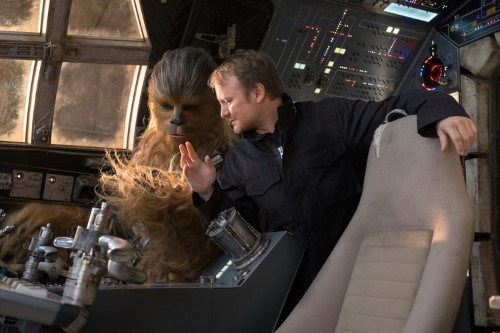 'Star Wars: The Last Jedi' director Rian Johnson reacts to the backlash and addresses the movie's most shocking moments