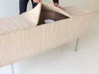 An artist has completely re-envisioned the most mundane piece of furniture - Business Insider