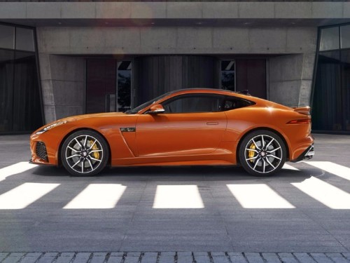The new Jaguar F-Type will blow your mind with raw, beautiful speed