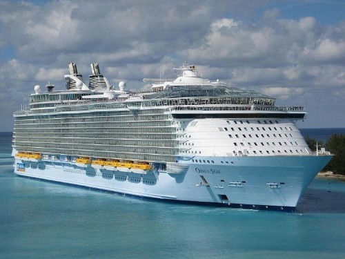 The 11 Biggest Cruise Ships In The World