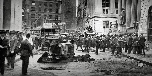 The Unsolved Mystery Of The Deadliest Terror Attack On Wall Street
