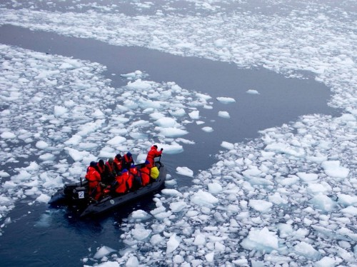 Ancient viruses are being unearthed in ice — and they could help solve a big mystery about what makes us sick