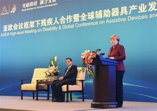 China buys Airbus jets worth $17B during Merkel visit